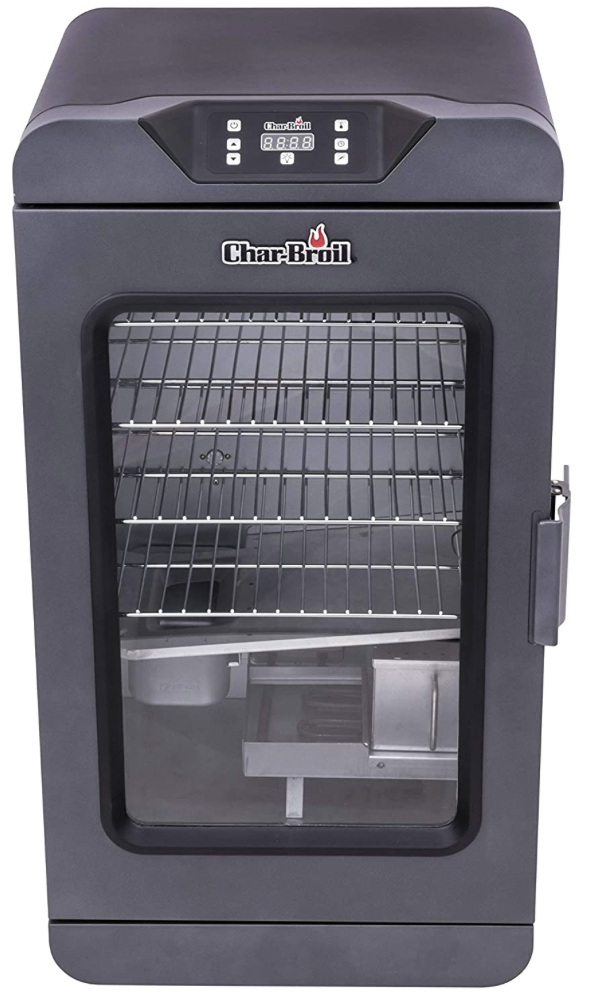 Electric Smoker with Digital Display