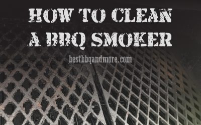 How to Clean a BBQ Smoker